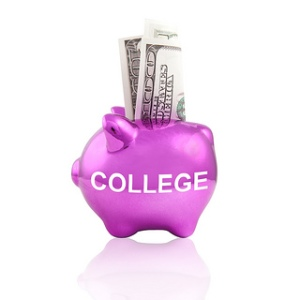 Most families will pay for college using a combination of sources.