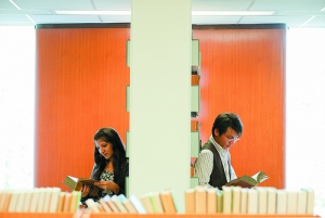 students_reading