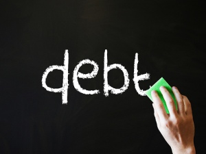 Erasing Debt on a Chalkboard